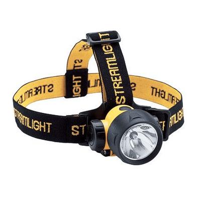 Linterna Antiexplosiva Minera Trident Haz-lo A Led - Color Amarilla - Art. 61030 - Marca Streamlight.