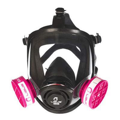 Protector De Visor Para Mascara Respiratoria L9900 . Cod. 902864