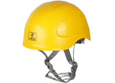 Casco Regulable Para Trabajo En Altura - Amarillo