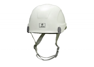 Casco Regulable Para Trabajo En Altura - Blanco