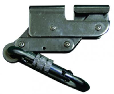 Salvacaidas De Acero Inoxidable Para Cable Acero De 8 Mm. C/ Carabinero  Art. C4-8 - Cod. Wxec48.