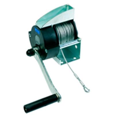 Malacate Para Tripode - 20 Mts Cable Acero Galvanizado -  Para Carga O  Descarga Art. 405
