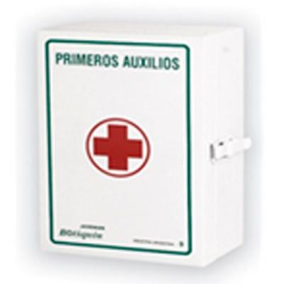 Botiquin De Chapa Primeros Auxilio N° 9. (23 Unidades).