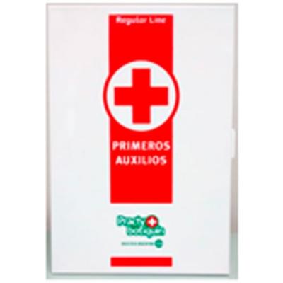 Botiquin De Chapa Primeros Auxilio N° 351. (25 Unidades) -  Economico.
