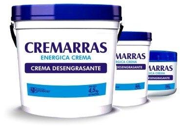 Crema Limpia Y Desengrasa Mano - Fragancia Ala Fresh - Disuelve Y Quita Tinta/ Barnices/pinturas/pegamentos/grases/aceites - Art. 1080 - Peso 900 Gr