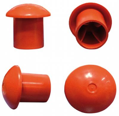 Protector TermoplÁstico Naranja De Punta 11 A 15 Mm.  Art. 5930