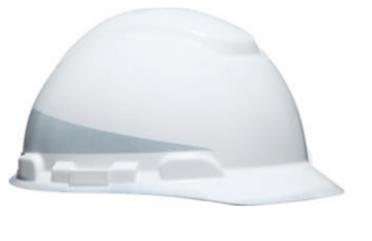 Carcasa De Seguridad – Modelo Lumina H-700 - Blanco
