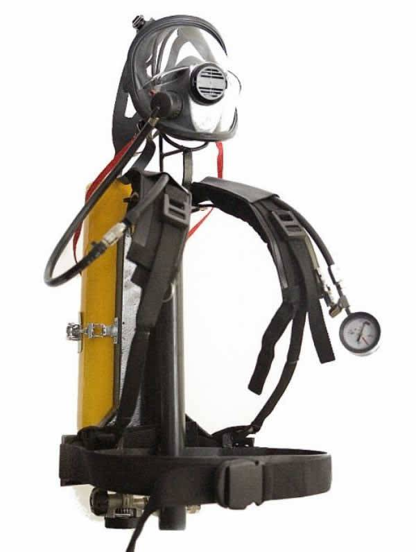 Mini Equipo De Escape - Cilindro De Aluminio - Exa Pak - Autonomia 5 Minutos