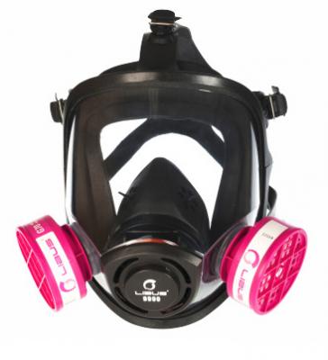 Mascara De Cara Completa Reutilizable – Dos Filtros – Mod. 9900 –  Talle Unico