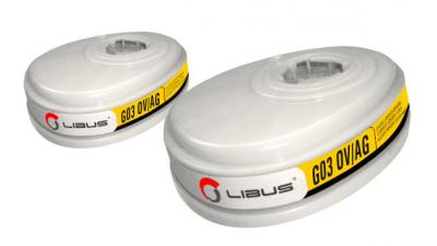 Cartucho Qumico Electrostatico Para Vapores Organicos Y  Gases Acidos, Mod. G03 – L9000.