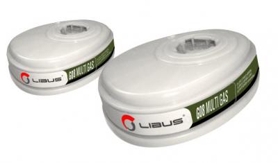 Cartucho Qumico Electrostatico Multigas, Mod. G08 – L9000.