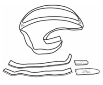 Repuesto Correo Para Semimascara L9000e -  Cod. 901915