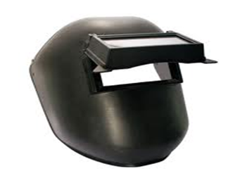 Careta De Soldar – Poliamida – Visor Movil. –  Modelo 500 -