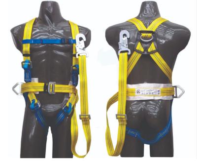Arnes Anticaidas Con Tomas Anticaidas Dorsal Y Frontal Y Tomas De  Sujecion En La Cintura Con Protector Lumbar –