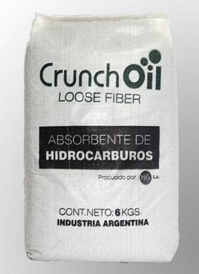 Loose Fiber 6 Kg - Marca Crunchoil.
