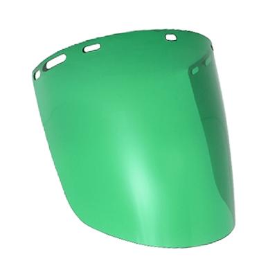 Visor Burbuja Para Protector Facial,  Dark Green W5 Hc. –cod. 902440