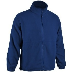 Campera Polar – Color Azul Marino – Talle S