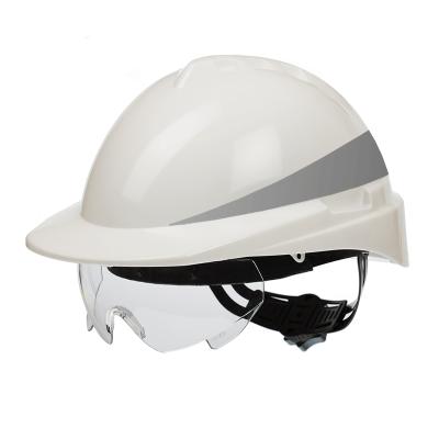 Carcasa Milenium Class S/ventilacion - Color Blanco – Con Reflectivo
