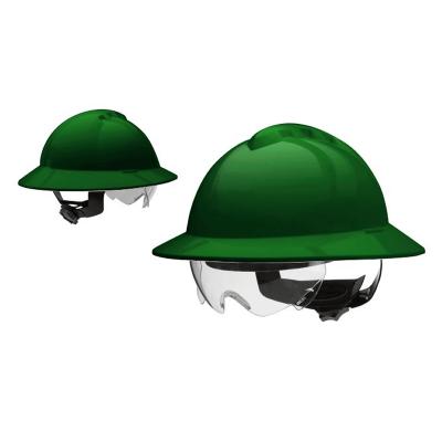 Cascasa Milenium Class Fb S/v - Tipo Minero - Color Verde -