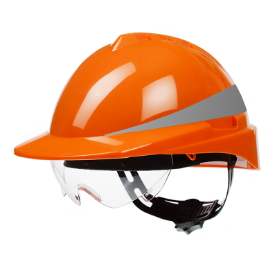 Carcasa Milenium Class S/ventilacion - Color Naranja – Con Reflectivo