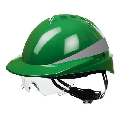Carcasa Milenium Class S/ventilacion - Color Verde – Con Reflectivo