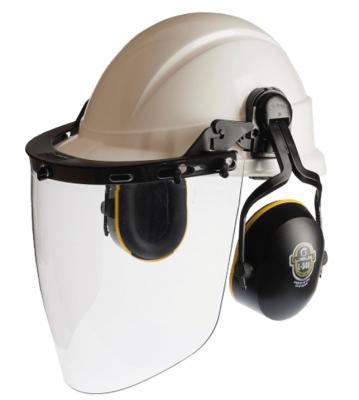 Adaptador Porta Visor Para Utilizar Simultaneamente Visor Facial