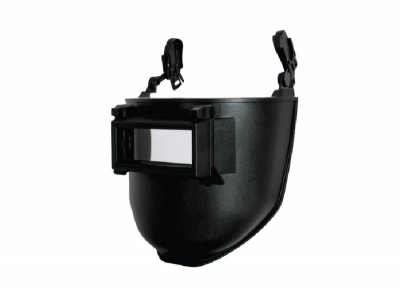 Careta De Soldar Para Casco – Poliamida – Visor Movil. –  Modelo 500c