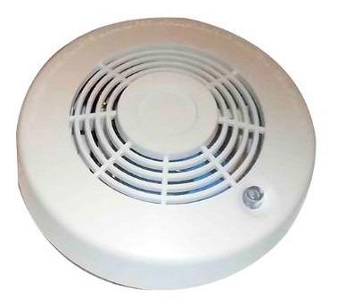 Detector De Humo AutÓnomo - Bateria De 9 V. - Duracion De La Alerta De  Bateria Baja: 7/15 Dias -