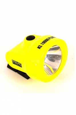 Lampara Minera Inalambrica Kl 10.000 Con Cargador Incluido  - Para Usar  En Casco De Seguridad - 10.000 Lux A Un Metro