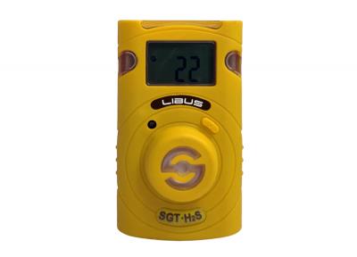 Detector Portatil Monoga - Art. Sgt-p - 1 Gas - (h2s) - Marca Libus. Cod. 904326.