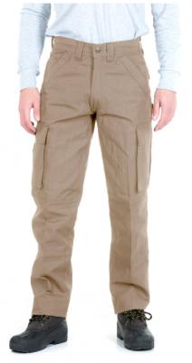 Pantalon De Ripstop - 8 Oz. Color Beige - Tipo Cargo  - T/38 Al 60 - Marca Pampero.
