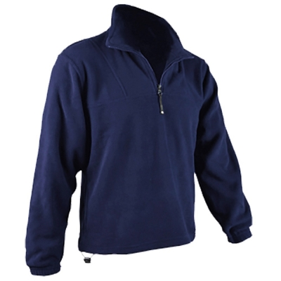Buzo Polar 1/2 Cierre – Color Azul Marino – Talle S