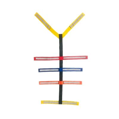 Kit De Cinturon Reforzados Con Abrojo - Juego X 3 Unidades. Art. 97338 -