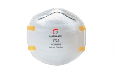 Mascarilla Descartable Para Particulas - N95 -  Mod 1730 - Cod. 901798
