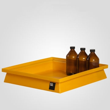 Bandeja De ContenciÓn | 8 Lts - Bandejas Altamente Resistentes De V. Medidas P/ Almacenaje De Botellas.