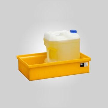 Bandeja De ContenciÓn | 26 Lts - Bandejas Altamente Resistentes De V. Medidas P/ Almacenaje De Botellas.