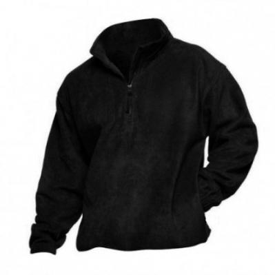 Buzo Polar 1/2 Cierre – Color Negro – Talle S