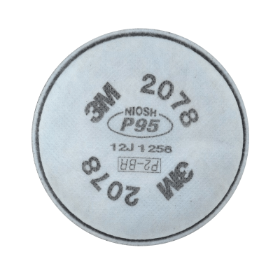 Filtro Para Particulas Y Niveles Molesto De Vapores Organicos Y Gases  Acidos - Art. 2078 P95
