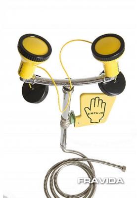 Ducha Y Lavaojos Flexible Para Mesada - Art. 9300.